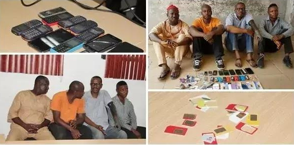 tinubu impersonators arrested