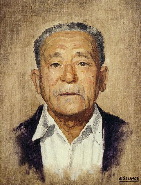 José María Ascunce, Maestros españoles del retrato, Retratos de José María Ascunce, Pintores Vascos, Pintor español, Pintor José María Ascunce, Pintores de Guipuzcoa, Pintores españoles