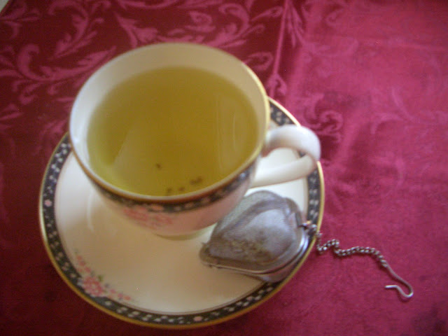 Homemade Ayurvedic tea