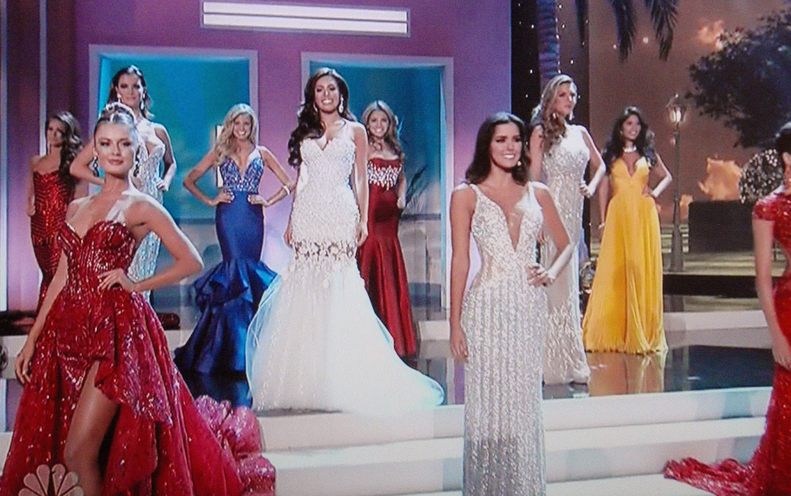 miss universe gowns