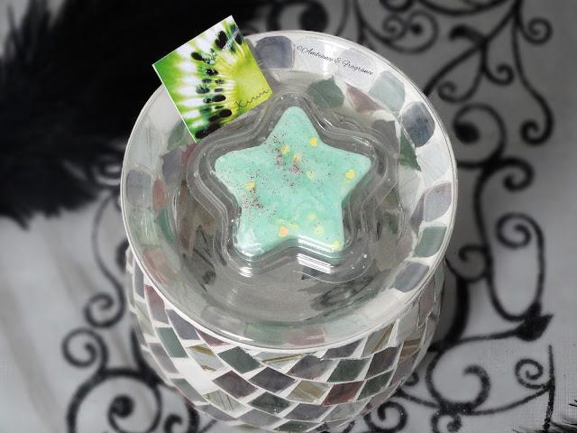 avis mystery box box bougie la note de coeur kiwi mysweetiescandles