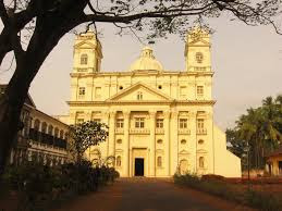 The Church and Convent,  Goa