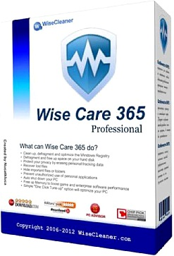 Wise Care 365 Pro 2.0.9 Build 156 Final