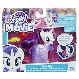 My Little Pony Runway Fashion Wave 2 Rarity Brushable Pony