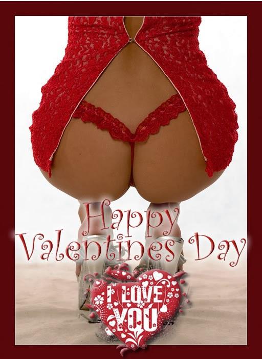 Happy Valentine Day. I Love You.