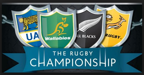 The Rugby Championship, 2018, Fixtures, six Rounds, tournament, Schedule, Dates, Results.