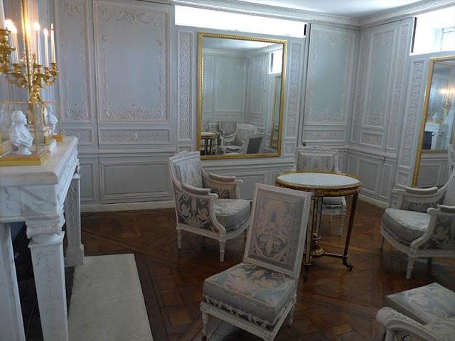 boudoir au petit trianon