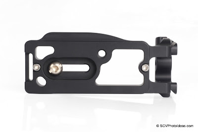 Sunwayfoto PCL-6D L Bracket bottom view