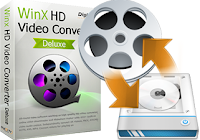 WinX HD Video Converter Deluxe Full Latest