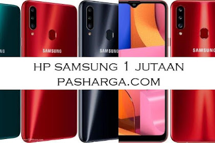 Hp Samsung Harga 1 Jutaan Terbaik 2020