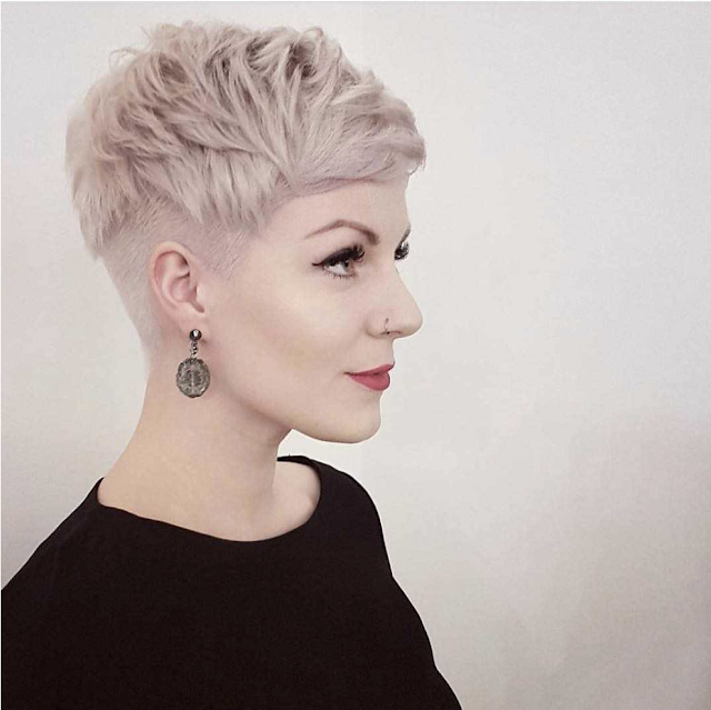 short haircuts for women over 40s