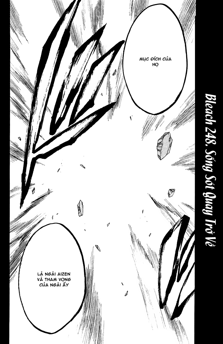 Bleach chapter 248 trang 5