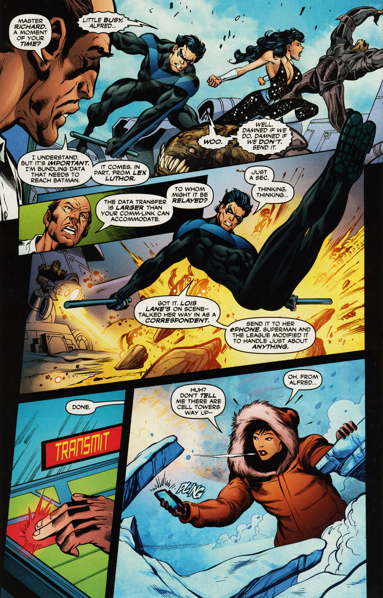Read online Trinity (2008) comic -  Issue #47 - 25