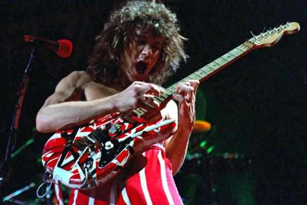 Profile Gitaris Eddie Van Halen