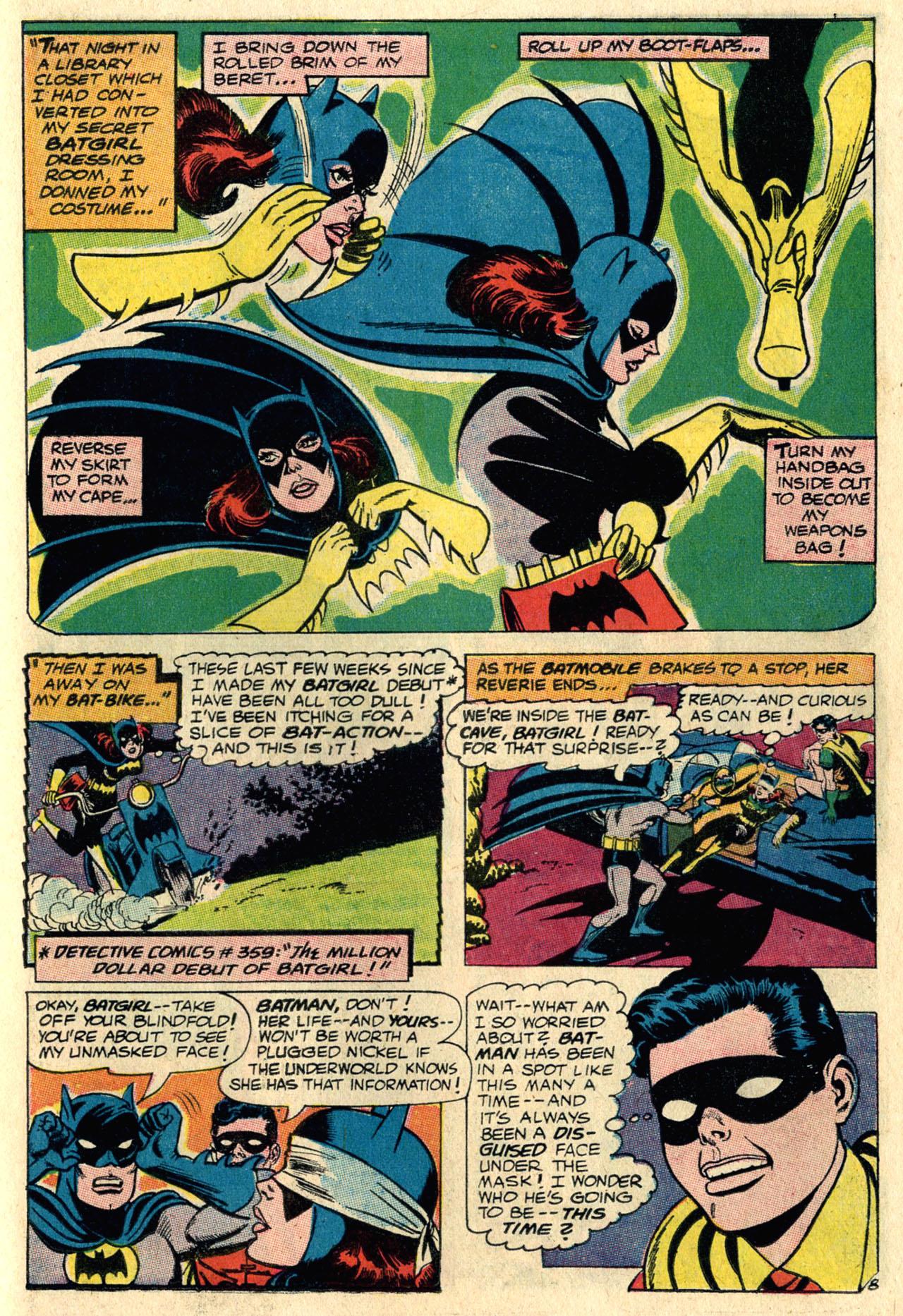 Detective Comics (1937) 363 Page 10