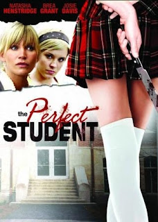 jaquette, the perfect student, the perfect crime, Une coupable idéale, Michael Feifer, thriller, Natasha Henstridge