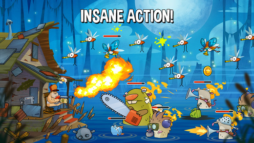swamp attack apk download free swamp attack apk latest swamp attack apk moded apk 2016 moded games