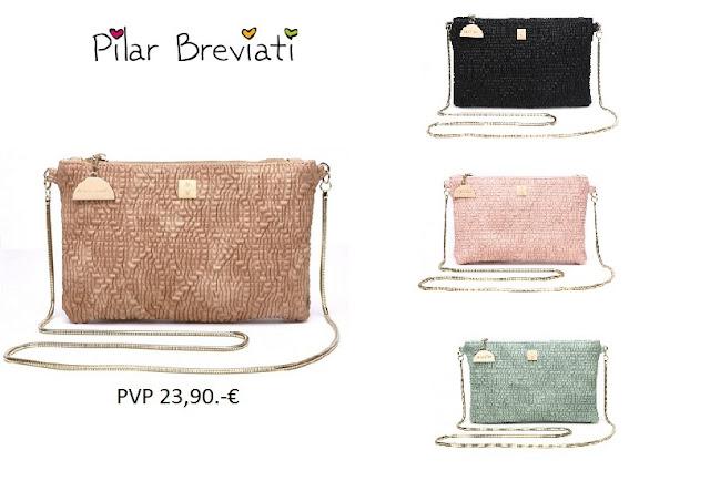 Nueva Colección bolsos Pilar Breviati