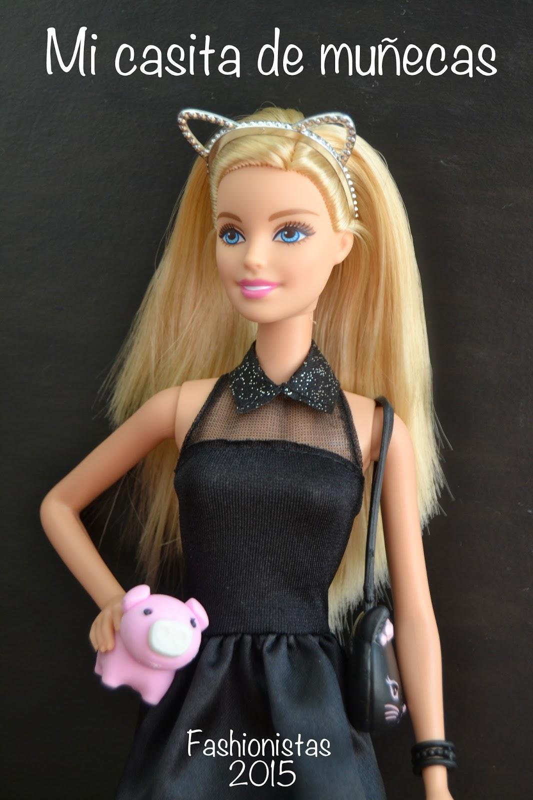Mi Casita De Muñecas: Barbie Fashionista 2015