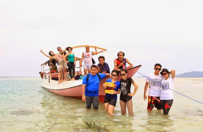 Numpang tour laut yang lain