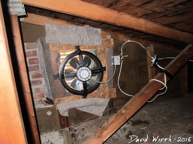 Attic Fan,Install Attic Fan,Attic Fan With Pilot Switch,Wire Attic Fan,Whole House Fan