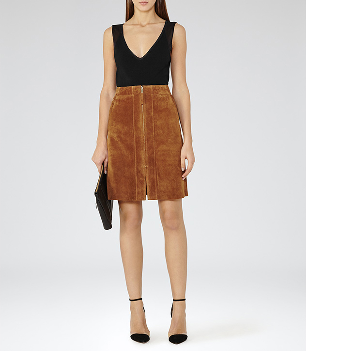 Get the Look: Spring Suede Fashion