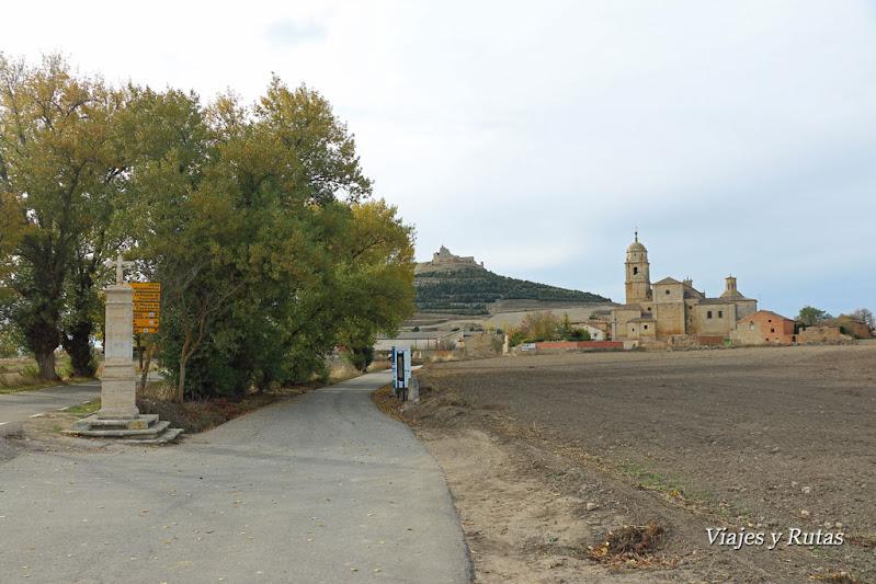 Castrojeriz, uno de los pueblos más bonitos de Burgos
