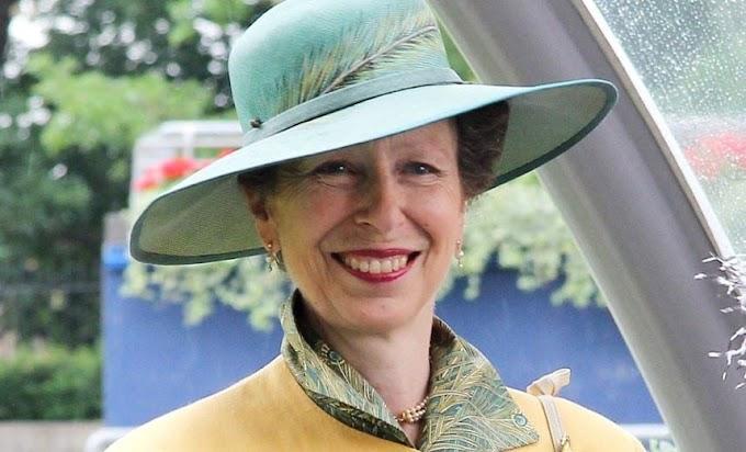 Queen Elizabeth's daughter Princess Anne visits Ghana today