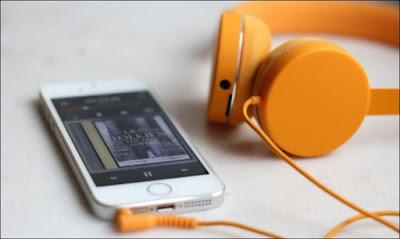Audiolibros con Storytel