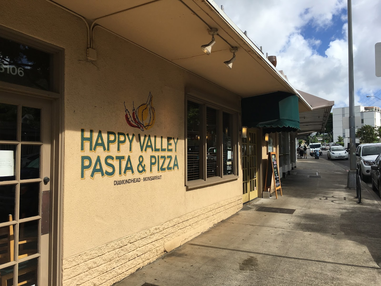 TASTE OF HAWAII: HAPPY VALLEY PASTA AND PIZZA