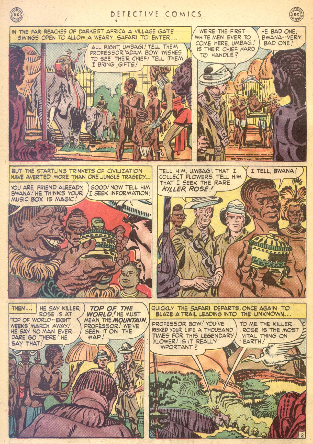 Read online Detective Comics (1937) comic -  Issue #134 - 38