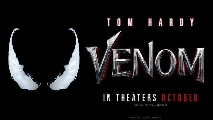 MOVIES: Venom - News Roundup *Updated 23rd April 2018*