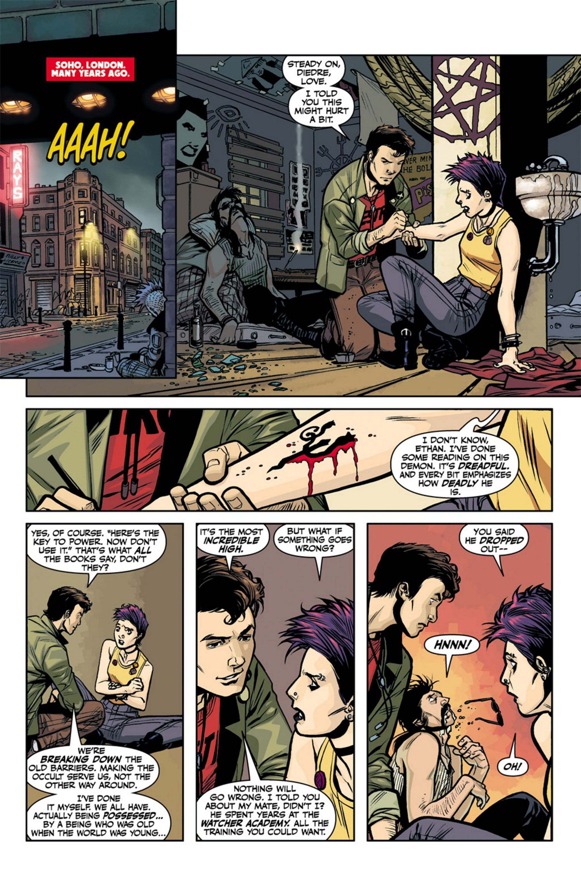 Read online Angel and Faith comic -  Issue #17 - 4