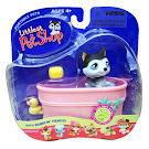Littlest Pet Shop Portable Pets Husky (#210) Pet