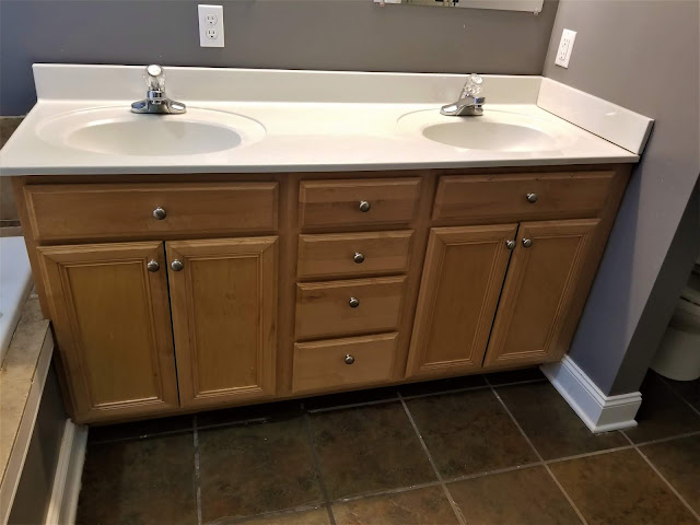 Kitchen Cabinet Refinishing19