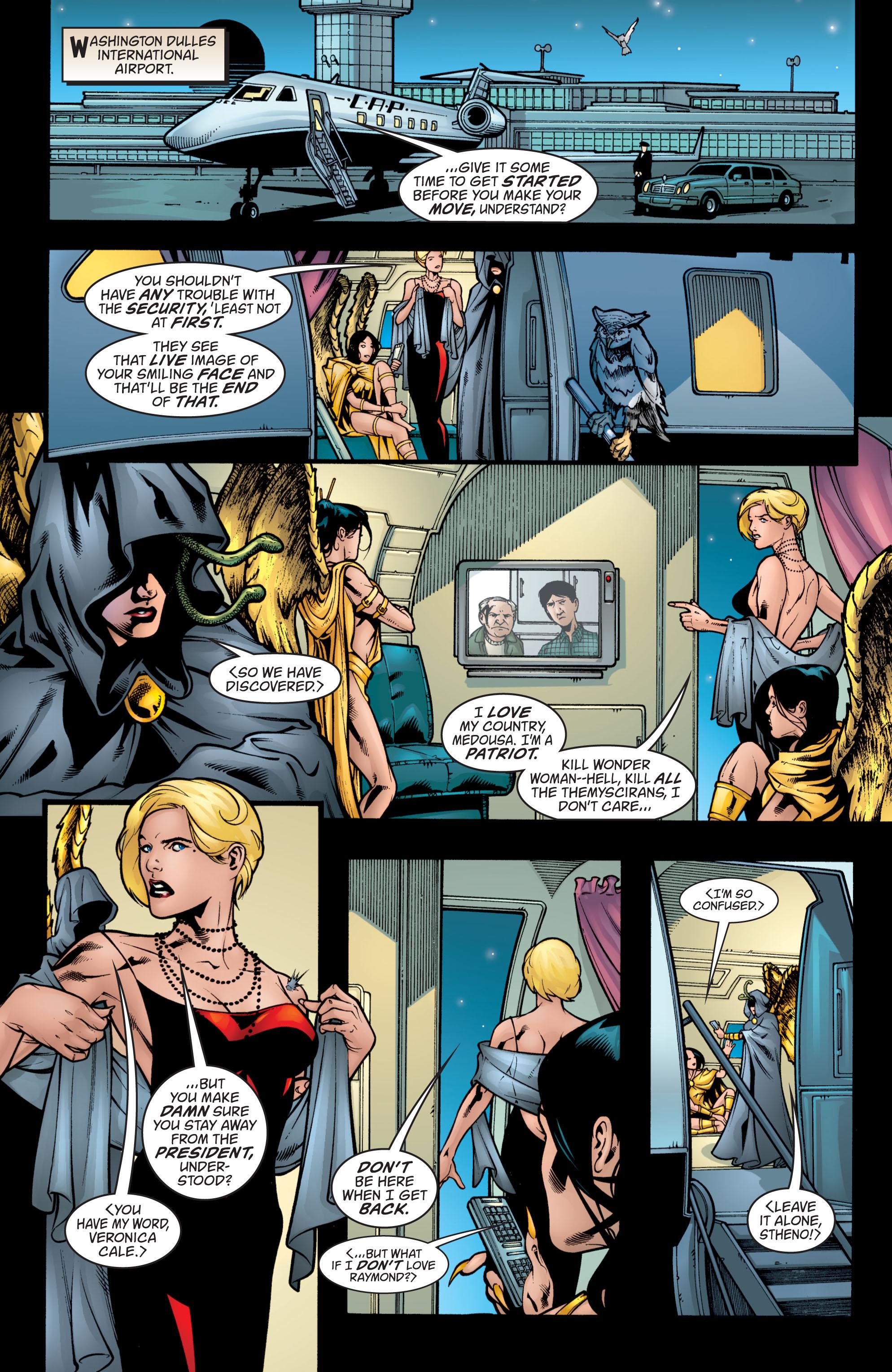 Read online Wonder Woman (1987) comic -  Issue #208 - 4