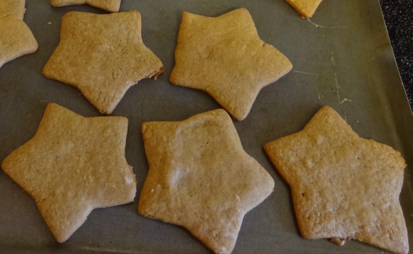 Food Network Gingerbread Men