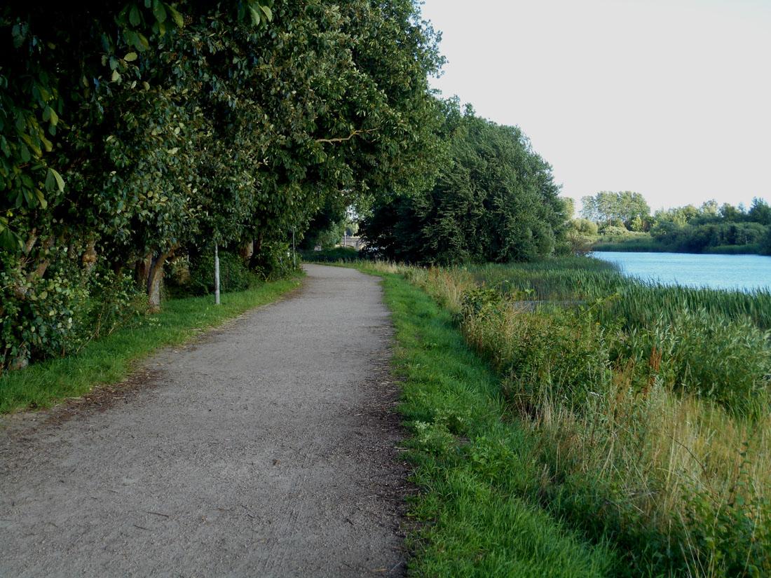 Passeggiata lungo l'Helgeå