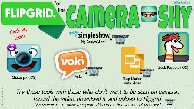 VirtualGiff com: Flipgrid for the camera shy