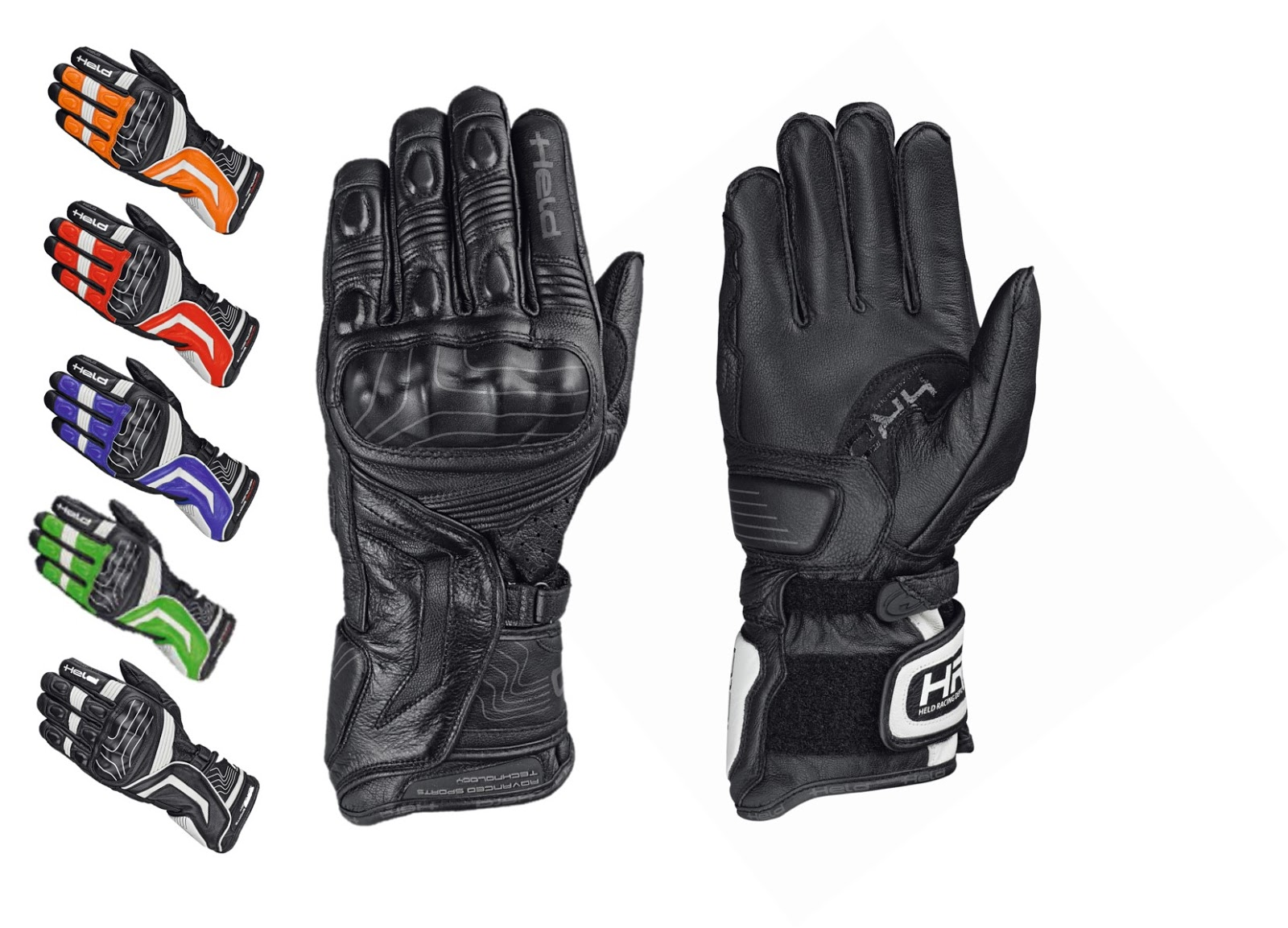 Motorcycle gloves kingston - Held Revel Summer Motorcycle Sports Gloves All The Held Quality For Just 84 99