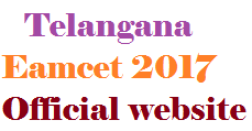 eamcet.tsche.ac.in Telangana Eamcet 2017 Official website