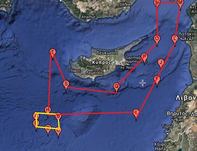 Η Κύπρος τολμά στο οικόπεδο 7, ο Ερντογάν βρυχάται