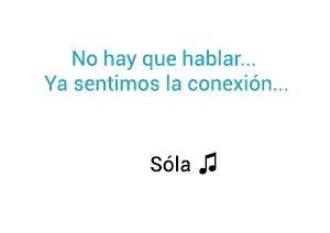 Manuel Turizo Sola significado de la canción.