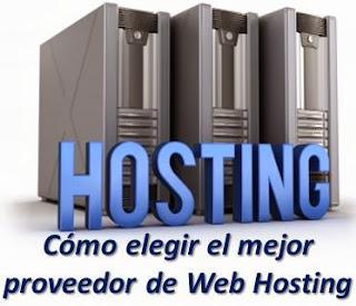 Cómo elegir el mejor proveedor de Web Hosting