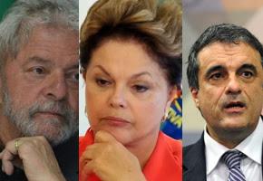PF pede prorrogação de inquérito sobre Lula, Dilma e Cardozo no STF