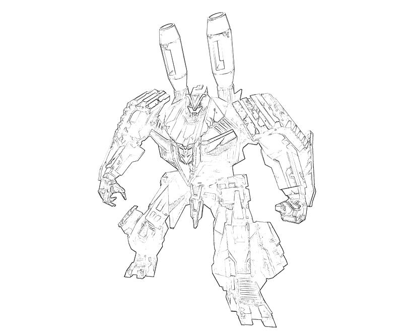 transformers cybertron coloring pages - photo#33