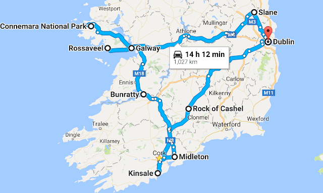 The Best of Ireland in 1.5 Weeks: A Road Trip Itinerary | CosmosMariners.com
