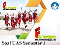 Soal UAS Semester 1 dan Kisi-Kisi Jenjang SD Tahun Pelajaran 2018/2019