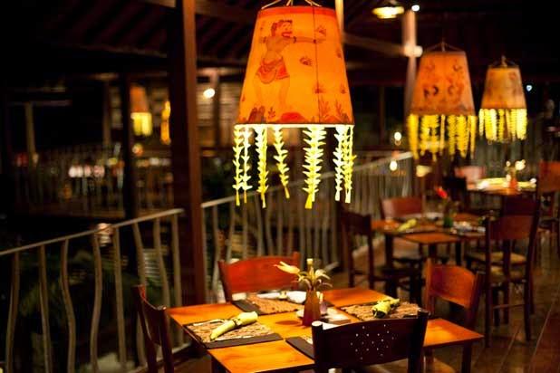 Lamak ubud bali restoran favorit di Ubud