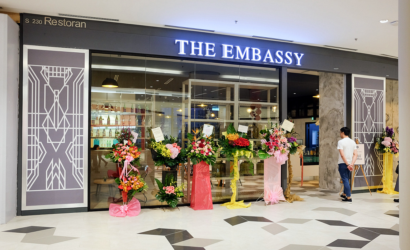 The Embassy Cafe @ The Starling Mall